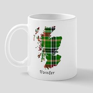 Map - Hunter Mug