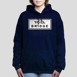 OUAT Troll Bridge Women's Hooded Sweatshirt