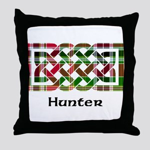 Knot - Hunter Throw Pillow