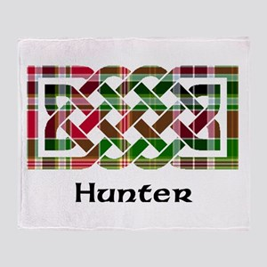Knot - Hunter Throw Blanket