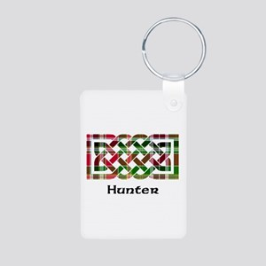 Knot - Hunter Aluminum Photo Keychain