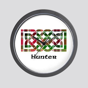 Knot - Hunter Wall Clock