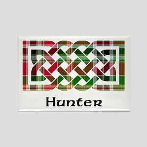Knot - Hunter Rectangle Magnet