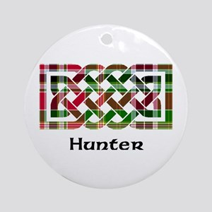 Knot - Hunter Ornament (Round)
