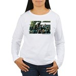 Zombie Attack Long Sleeve T-Shirt