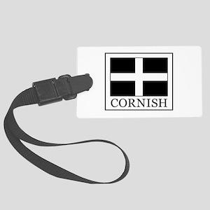 Cornish Large Luggage Tag