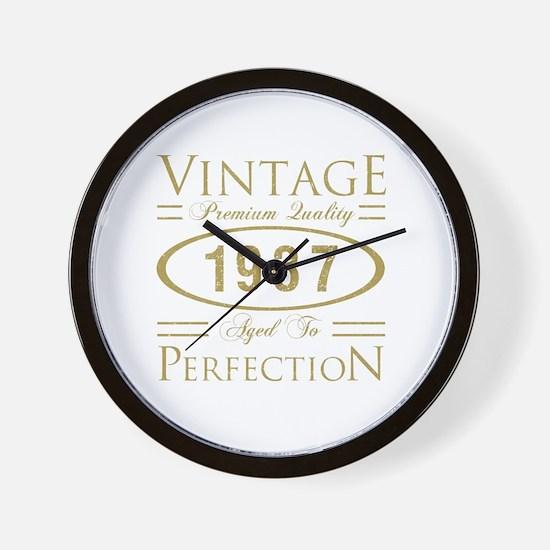 Cool 1937 Wall Clock