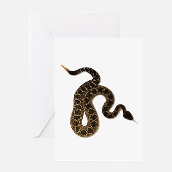SLITHER Greeting Cards