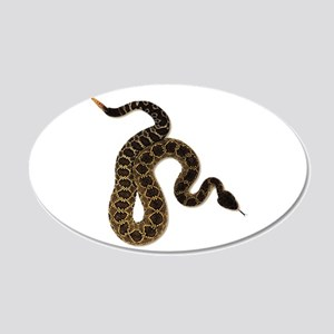 SLITHER Wall Decal