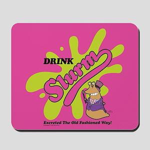 Futurama Drink Slurm Mousepad
