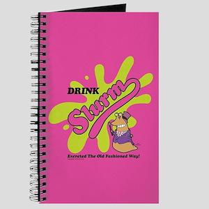 Futurama Drink Slurm Journal