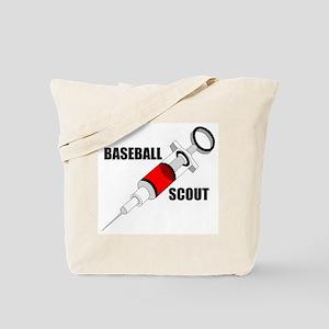 BASEBALL DRUGS Tote Bag