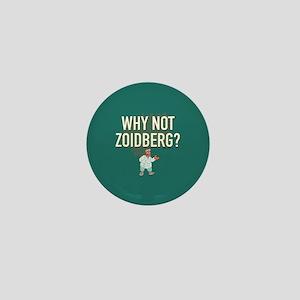 Futurama Why Not Zoidberg Mini Button
