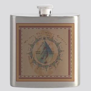 The Water Keepers Flask