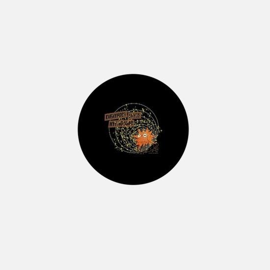 Futurama Hypotoad Mini Button