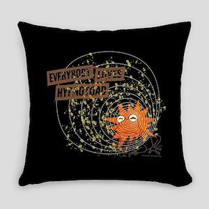 Futurama Hypotoad Everyday Pillow