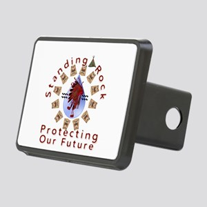 The Water Keepers Rectangular Hitch Cover