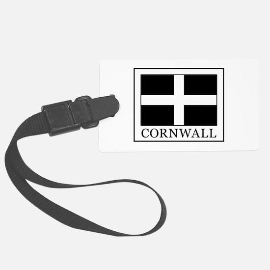 Cornwall Luggage Tag