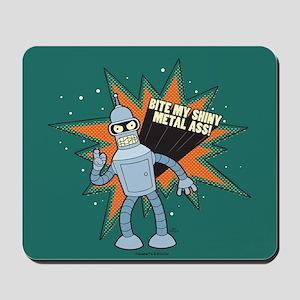 Futurama Bender Shiny Mousepad