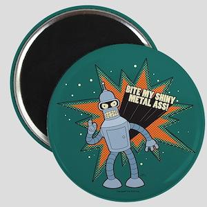 Futurama Bender Shiny Magnet