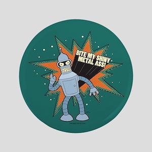 Futurama Bender Shiny Button