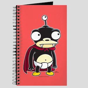 Futurama Nibbler Journal