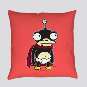 Futurama Nibbler Everyday Pillow