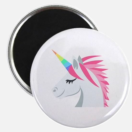 Funny Unicorn Magnet