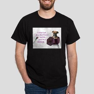 Boxer Ash Grey T-Shirt