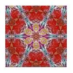 Attraction Art Mandala Tile Coaster