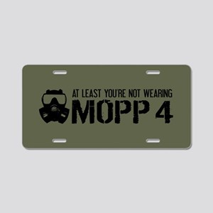 U.S. Military: At Least You're Not In MOPP 4 Alumi