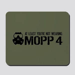 U.S. Military: At Least You're Not In MOPP 4 Mouse