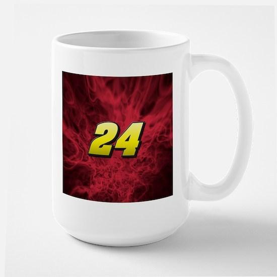 Red/24 Jeff Gordon Mugs