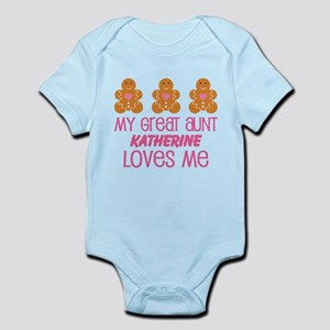 Personalized Great Aunt gift Body Suit