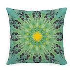 Miracle Art Mandala Everyday Pillow