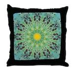 Miracle Art Mandala Throw Pillow