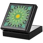 Miracle Art Mandala Keepsake Box