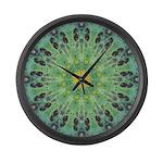 Miracle Art Mandala Large Wall Clock