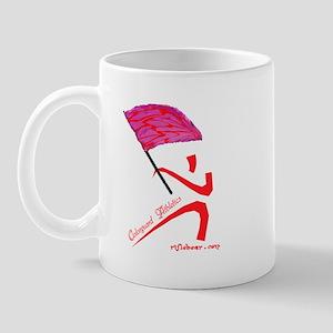 Colorguard Athletics Flag Mug