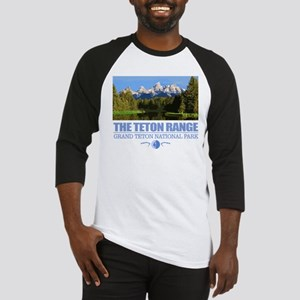 Grand Teton National Park Baseball Jersey