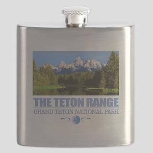 Grand Teton National Park Flask