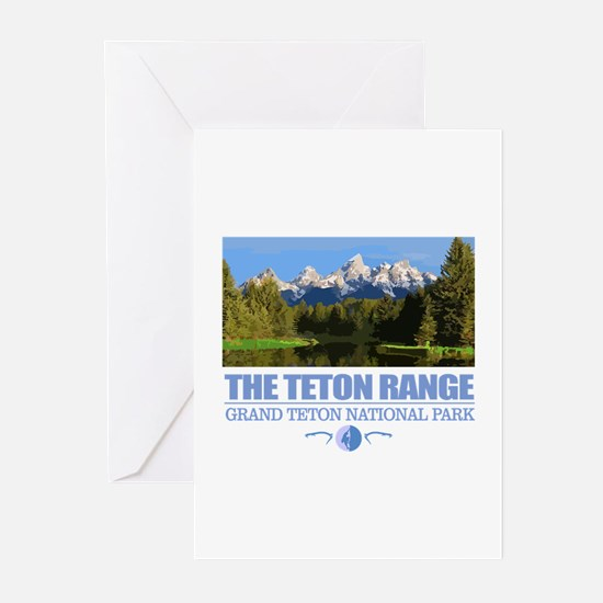 Grand Teton National Park Greeting Cards