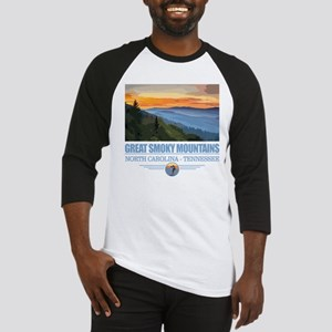 Great Smoky Mountains Baseball Jersey
