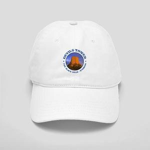 Devils Tower (rd) Baseball Cap