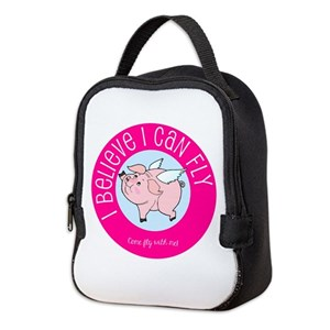 Pig Insulated Lunch Bags - CafePress 0cfc04a25f84b