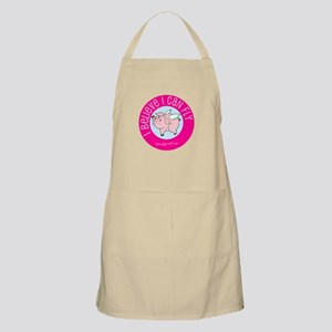 Believe Flying Pig Apron