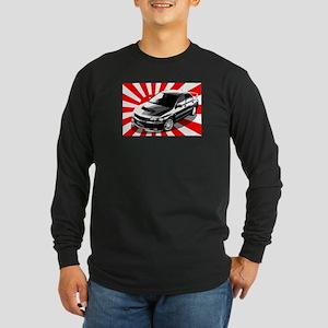 """""""EVO Japan"""" Long Sleeve Dark T-Shirt"""