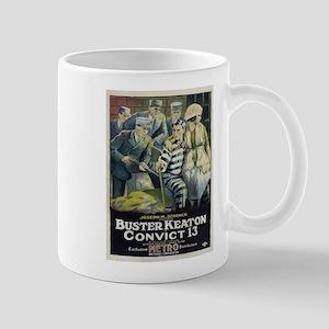 Vintage poster - Convict 13 Mugs