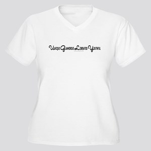 Ugly T-Shirt the Chic Way Plus Size T-Shirt