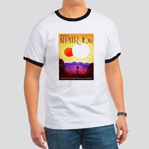 Vintage poster - Kepler-16b T-Shirt